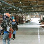 協和木材,工場見学,森からのツアー