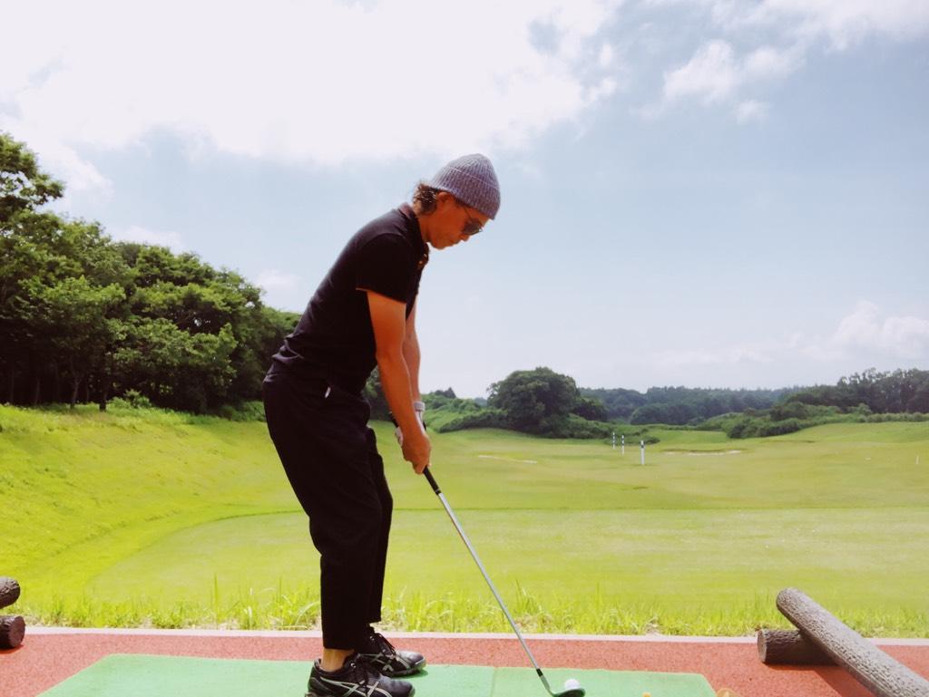 セットアップ,ゴルフ