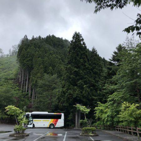 森からのツアー,山本不動尊