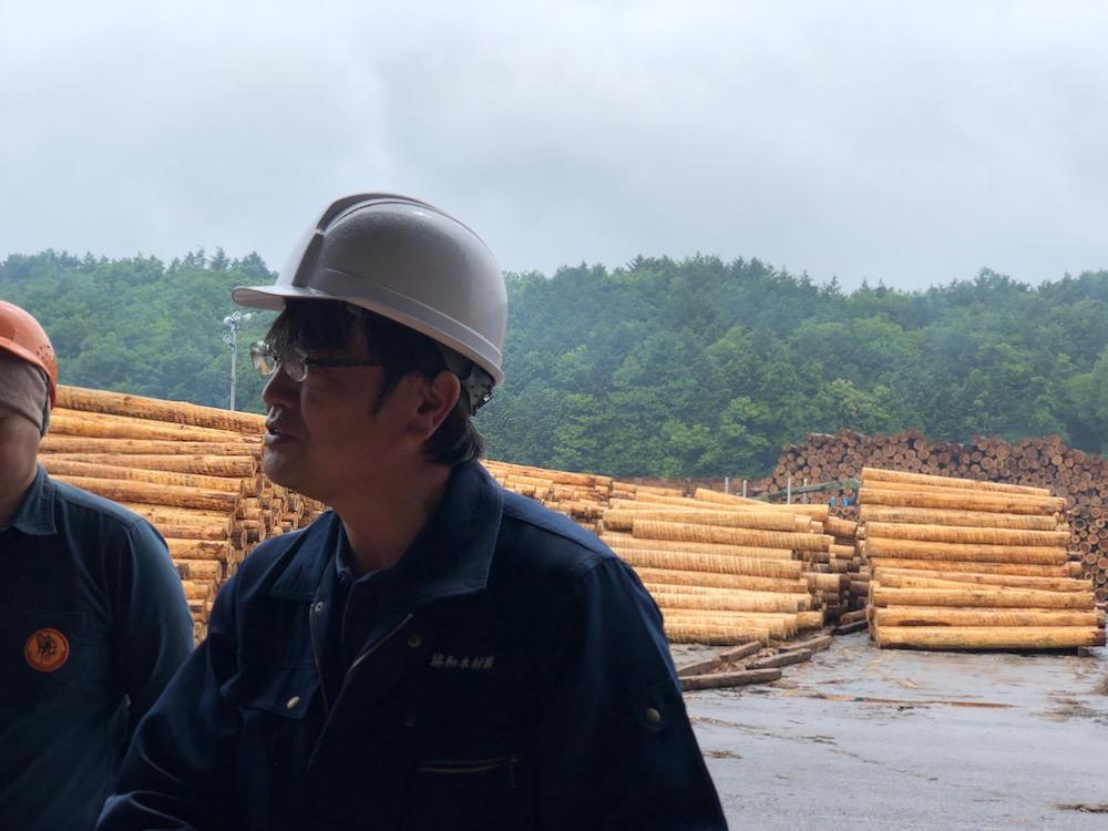 協和木材,国産材
