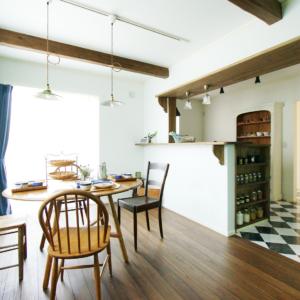 茨城で無垢と漆喰の家を建てる|実例集