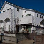 大収納の白いイギリスの家(水戸市I様邸)