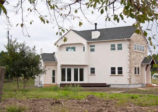 イギリス風のかわいい家