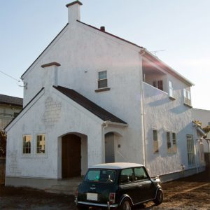 塗壁の家を建てる|自然素材で塗る塗壁のメリット