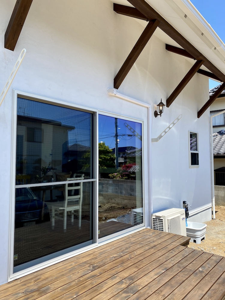 漆喰外壁は風土や気候、土地に合わせた施工の工夫も重要